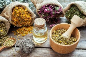 Herbal treatment, basic rules